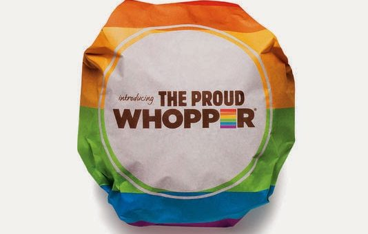 O orgulho gay do Burger King quase foi ameaçado