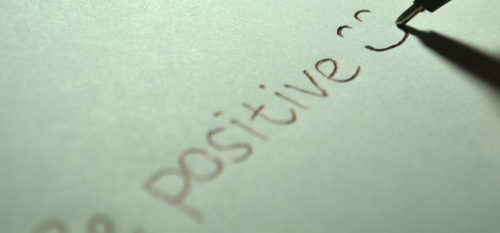 Dilemas a vista? Seja positivo!